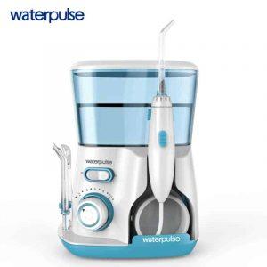 WaterPulse v300 oralni tuš - održavanje higijene zuba i desni, problemi sa desnima, higijena proteze, problemi sa karijesom, plomba