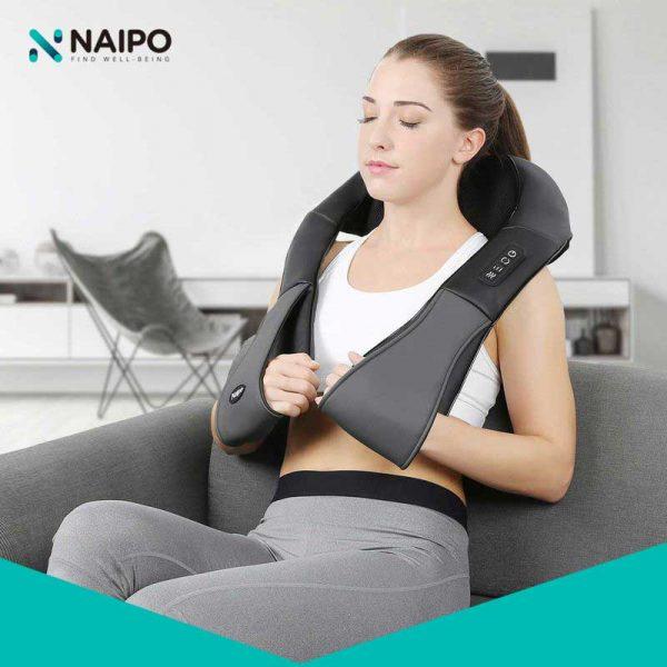Naipo MGS-801 šijacu masažer vrata