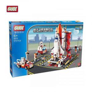 GUDI Kocke za decu Svemirska stanica 8815
