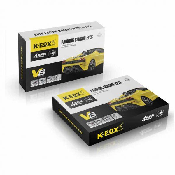 K-FOX parking senzori
