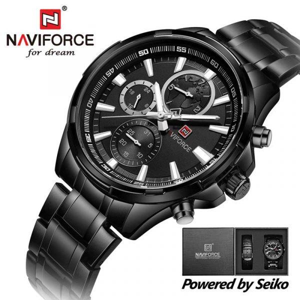 Naviforce-9089S-SB muški sat